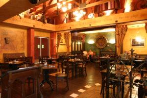 Restaurant photography example
