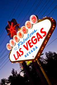 Las Vegas Photography example