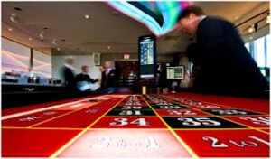 Las Vegas table games photography