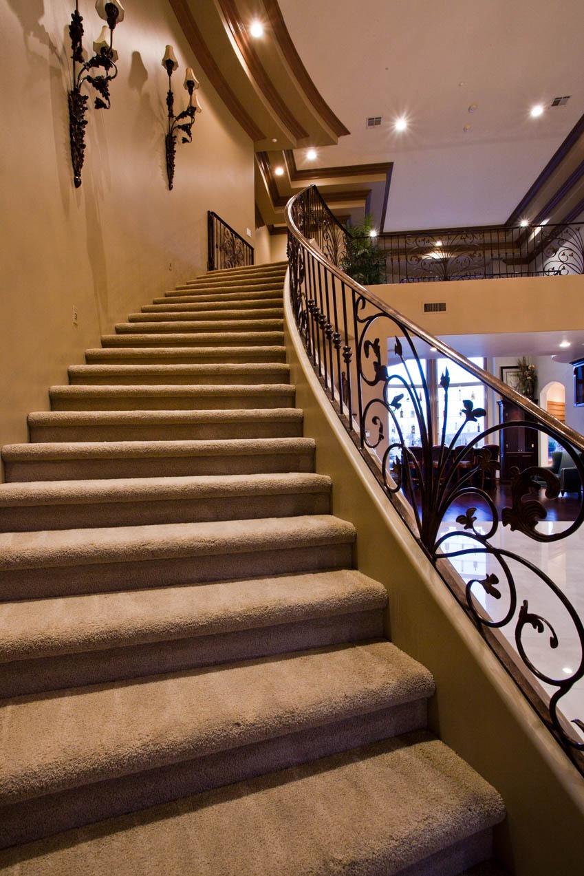 Staircase shot