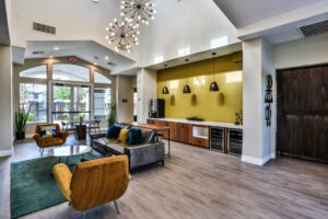 Apartment advertising photography by Herni Sagalow.